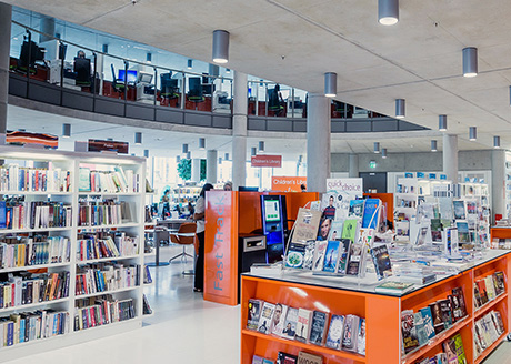 Brent Civic Centre Library